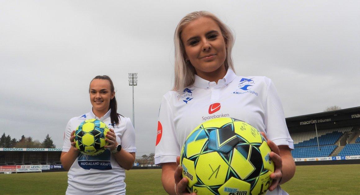 FK Haugesund lanserer eget damelag