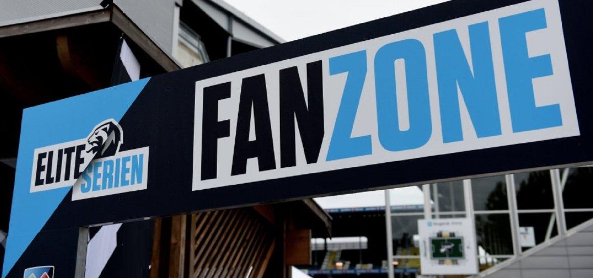 Vi inviterer til Fanzone før Viking-kampen