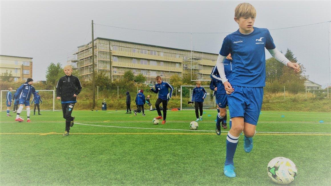 FK Haugesund lanserer Fotballfritidsordning