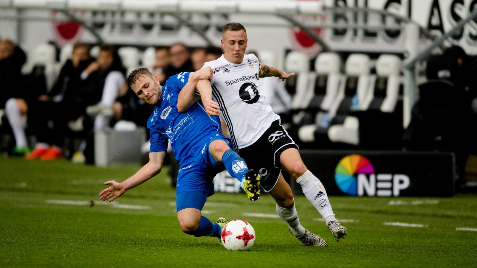 Kampfakta Rosenborg - FK Haugesund / Haugesund