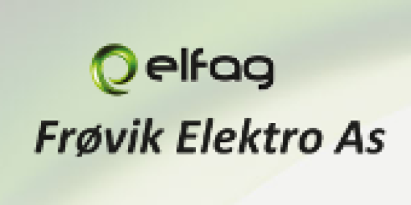 Frøvik Elektro